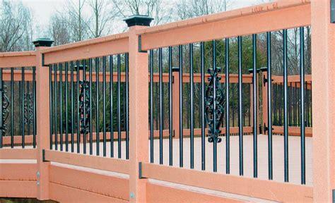 Deck Railing Metal Spindles 15 Gorgeous Deck Railings Quarto Homes