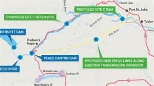 site c peace river landowners seek judicial review of