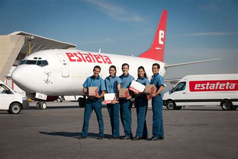 estafeta usa offers air cargo express freight services for companies wishing to ship products to