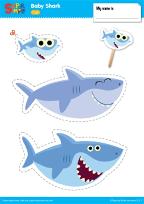 baby shark super simple songs learn about family members with this play set for the baby