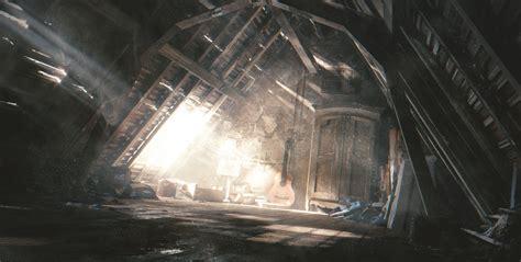 volumetric lighting in blender video tutorial creative the dusty attic blendernation