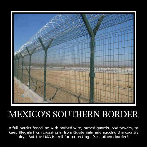 pictures of the mexico border hypocrisy mexican govt attacks republicans but won t