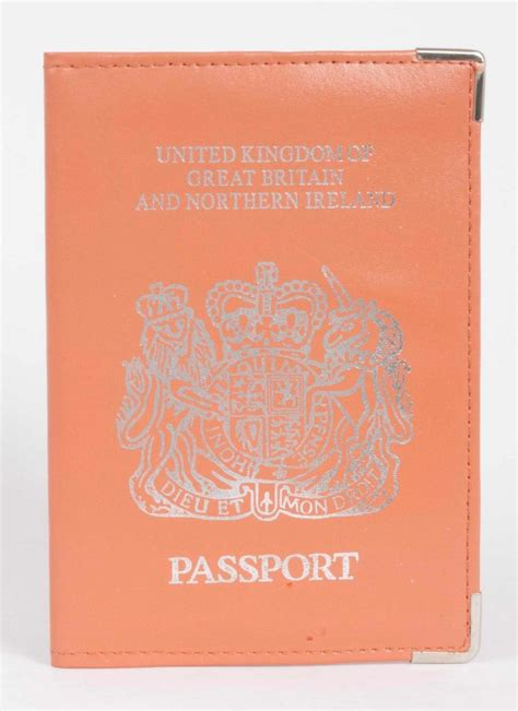 Cover Passport My Trip Banban real leather uk travel passport cover holder protector ebay