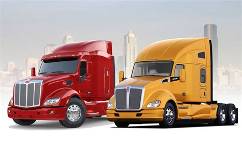paccar kenworth paccar announces fourth quarter revenues and profits