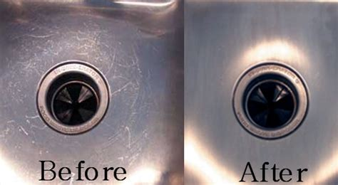 how to clean stainless steel sink scratches homeaholic bedroom kitchen bathroom gardening