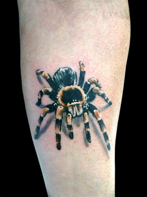 sk ink lovers tarantula tattoos