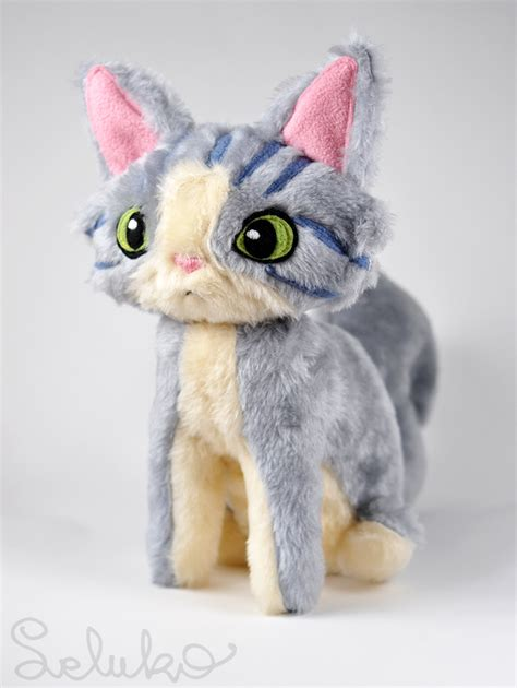 Handmade Cat Toys - leluko handmade cat soft toys stuffed toys by leluko on