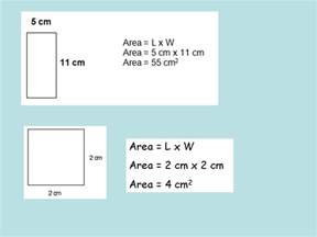 Area Of A Square Mrs Blake Maths Area Of 2 D Shapes