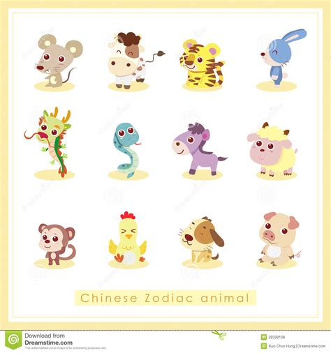 new year zodiac animal order new year order of animals 28 images zodica animals