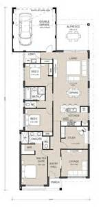 House Plans With Garage In Back Sherwood 12m Lot Rear Garage Home Perth Builder
