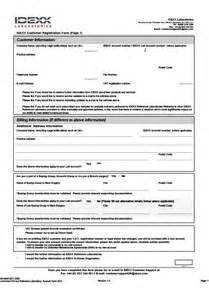 customer request form template idexx idexx reference laboratory service request forms