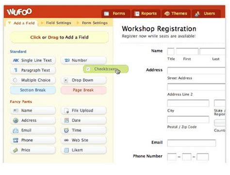 design a html form online 7 best css html online web form builders and generators