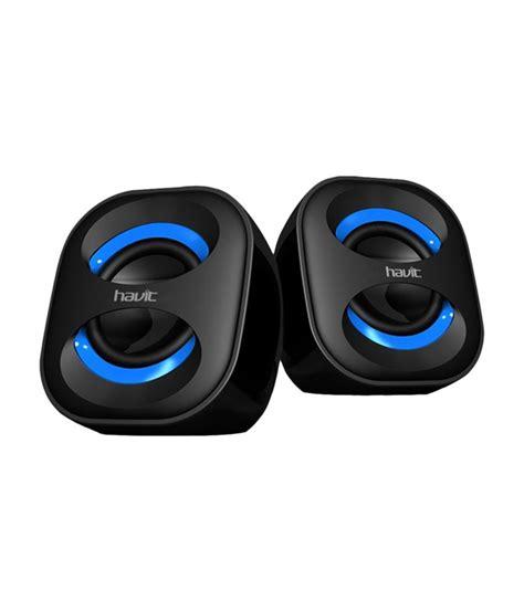 Havit 2 0 Speaker Hv A31 buy havit hv sk430 2 0 usb speaker at best price in
