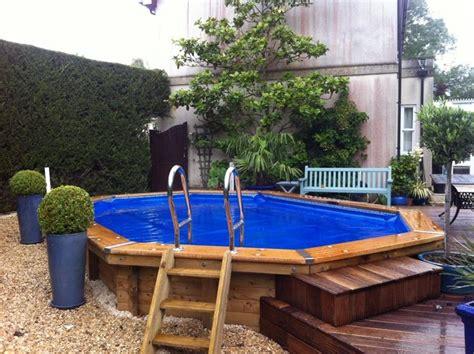 piscine fuori terra rivestite in legno piscine fuori terra in legno accessori piscine modelli