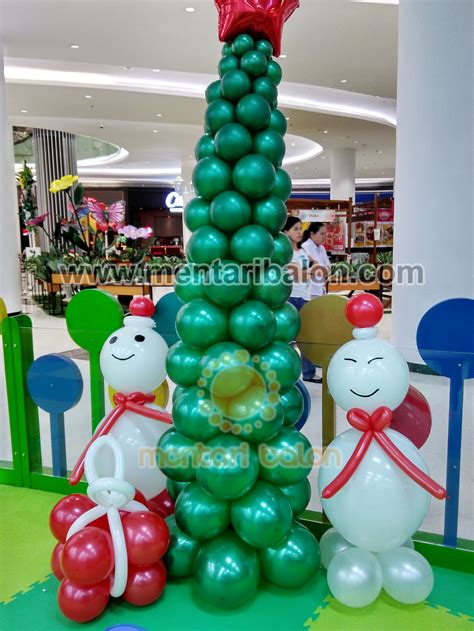 Standing Boneka balon boneka salju mentari balon pusat jual balon gate