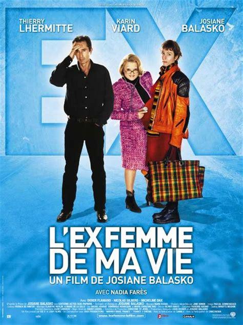 josiane balasko thierry lhermitte film affiche du film l ex femme de ma vie affiche 1 sur 1