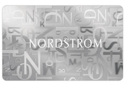 How To Check A Nordstrom Gift Card Balance - nordstrom egift cards