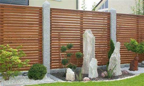 gartenzaun sichtschutz ideen bambus sichtschutz gunstig turbotech co