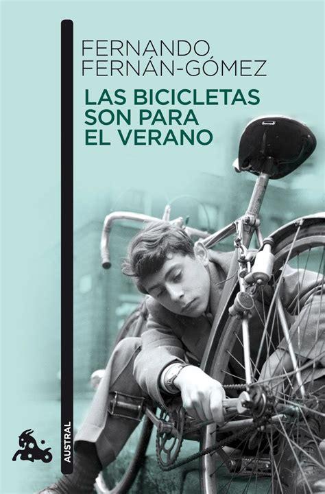 las bicicletas son para los libros de averroes las bicicletas son para el verano