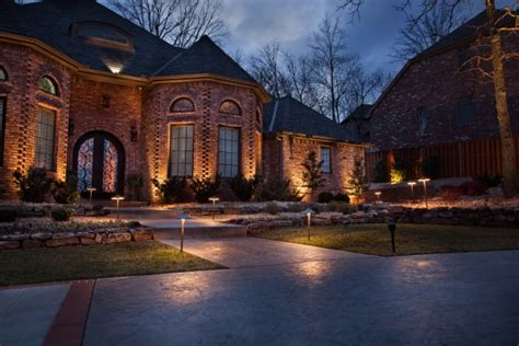 Custom Landscape Lighting Custom Landscape Lighting The Lighting Master