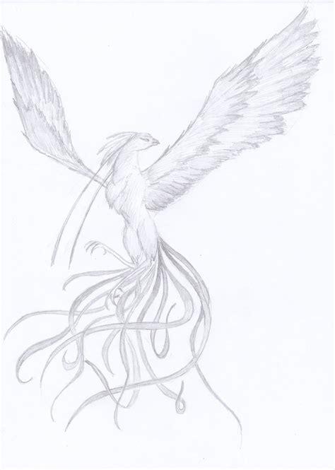 tattoo phoenix sketch phoenix bird thigh tattoo google search tat