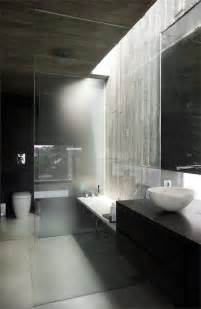 Concrete Shower Walls by Shower Concrete Wall Bathroom