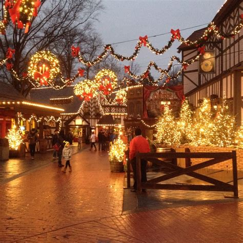 colonial williamsburg christmas lights town busch gardens williamsburg va experienced vacation and