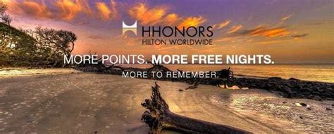 hilton hhonors hotel category  march
