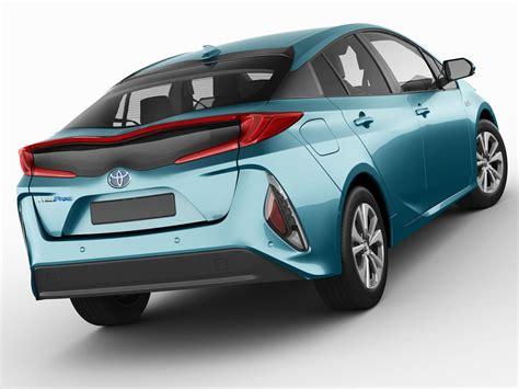 Toyota Prius Models Toyota Prius Prime 2017 3d Model Max Obj 3ds Fbx C4d Lwo