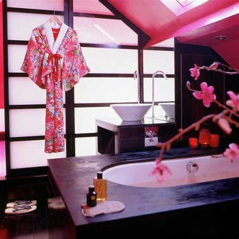 asian inspired bathroom decor asian interior decorating in japanese style