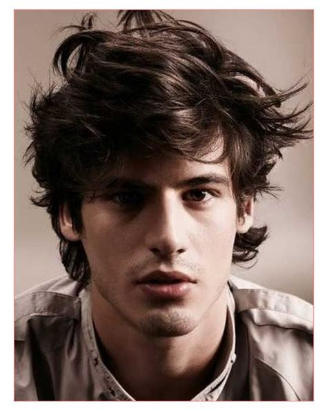 Medium Hairstyles For Black With Faces by Mens Hairstyles Sides Medium Top Also Curly