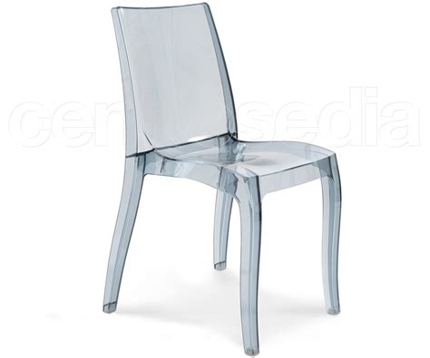 sedia trasparente light sedia policarbonato sedie policarbonato trasparenti