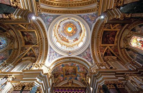 st pauls cathedral malta interior  tony hisgett flickr