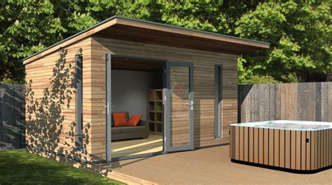 4 x 3 Canopy Garden room or garden office space