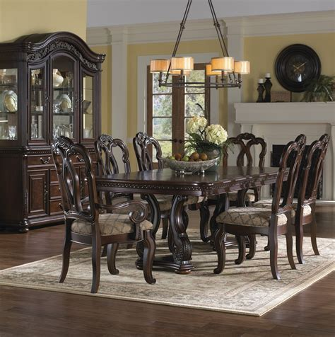 Harden Dining Room Furniture by San Marino Extendable Dining Room Set From Samuel