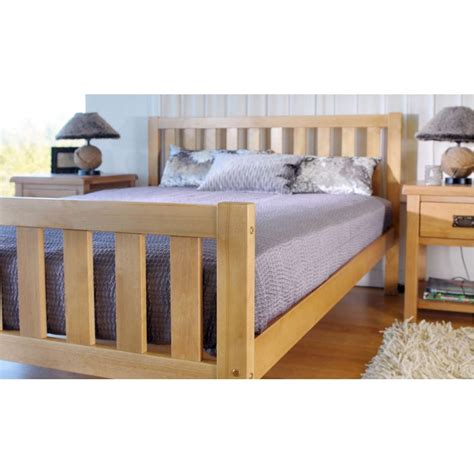Naples Bed Frame Naples Solid Pine Bedframe