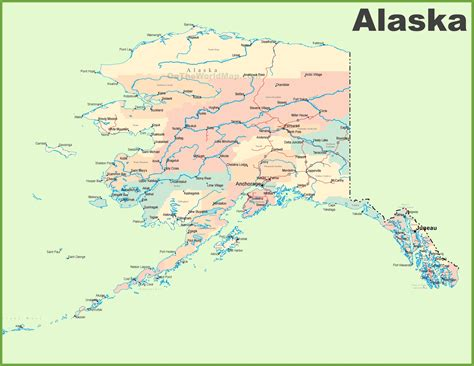 us map alaska state alaska state map www imgkid the image kid has it