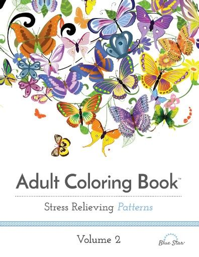 coloring book magazine coloring book stress relieving patterns volume 2
