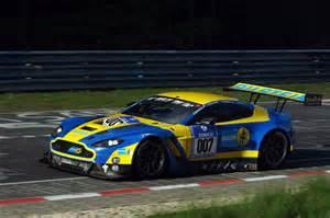 Aston Martin Vantage Gt3 Aston Martin Vantage Gt3 Mit Der Startnummer 007 Am 17 05