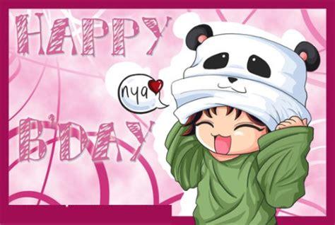 imagenes de anime que digan feliz cumple tarjetas anime para desear feliz cumplea 241 os