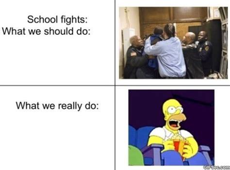 School Sucks Meme - school fights meme funny meme gif school sucks