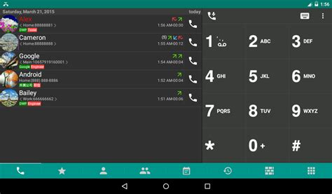phone dialer for android dw contacts phone dialer android apps on play