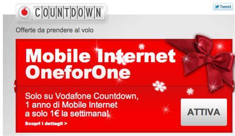 attivare mobile vodafone vodafone countdown attiva la mobile per iphone