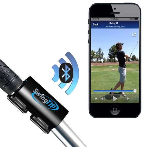 golf swing sensors com swingtip golf swing analysis coaching