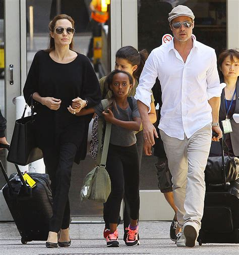 Brad Pitt And Collect Another One by Brad Pitt Adopting 7th Child After