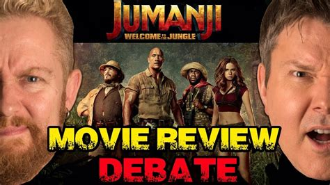 jumanji film review jumanji 2017 movie review film fury youtube