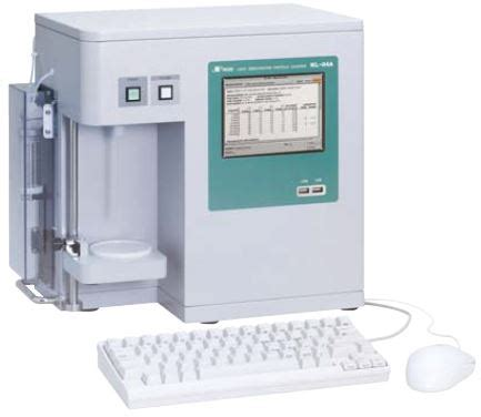 light obscuration particle counter liquid particle counters