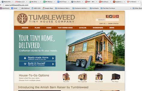 tumbleweed tiny house catalog tumbleweed tiny houses very mobile microhouse open source ecology