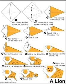 Diy Shell Chandelier 30 Beautiful Examples Of Easy Origami Animals
