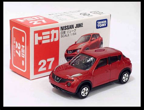 tomica nissan tomica 27 nissan juke 1 64 tomy 2010 dec new model
